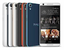 "New HTC Desire 626 Sim Free Red 5"" 16GB 13MP CAMERA 2GB RAM Android UK"