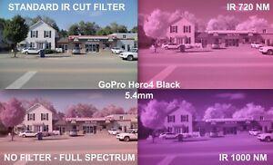 Garmin VIRB Ultra 30 Camera+Lens Night Vision Zoom IR Filter-NDVI Full Spectrum