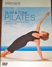 Element: Slim And Tone Pilates DVD Workout Fitness