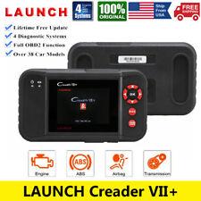 X431 Automotive OBD2 Scanner Code Reader Car Engine ABS SRS Diagnostic Scan Tool