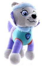 "NEW OFFICIAL 12"" PAW PATROL STANDING EVEREST PUP PLUSH SOFT TOY NICKELODEON DOGS"