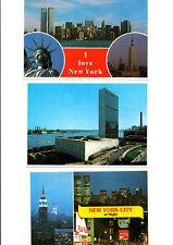 THREE NEW YORK POSTCARDS (NYC2)