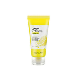 [secretKey] Lemon Sparkling Peeling Gel 120ml
