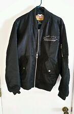 Harley Davidson Mens Jacket Size M Black