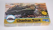 MPC 1:76 Scale Chieftan Tank Plastic Model Kit #1-6204 Factory Sealed
