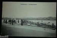 CPA 44 - Trentemoult  - Le Débarcadère -  Ed. Sevestre - Loire-Inférieure