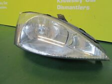 FORD FOCUS MK1 98-04 DRIVER SIDE HEADLIGHT