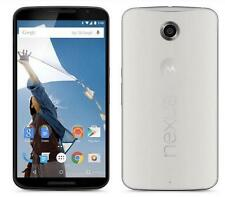 New Original Motorola Nexus 6 XT1103 GSM Unlocked 32GB 5.96'' Smartphone White