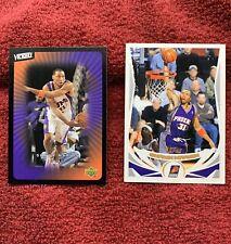 2 Shawn Marion NBA 2003-04 Topps & Upper Deck Suns Card