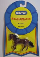 Breyer Stablemates Model Horse Paso Fino Toy