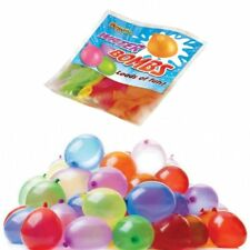 60 Water Bomb Balloons - Biodegradable - Fun Summer Garden Game Filler