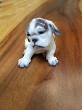 "Royal Copenhagen Porcelain Figurine ""Bulldog Puppy"" Dahl-Jensen 1139"