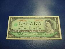 1967 - Canadian $1 bank note - one dollar Canada bill - KP9838924