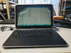 Dell XPS 12 9Q23 flip screen laptop - i5 3337U 4Gb RAM, no SSD, faulty screen