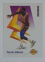 """Earvin """"Magic"""" Johnson 1991 Skybox #137 - Los Angeles Lakers HOF"""