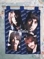 "Beatles Needlepoint Wall Art. 25.5""w x 32.5""h"