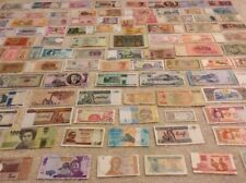 Lot Of 102 X Banknotes. Dated 1920-2017. All Different Collection. 102 Pieces.
