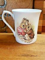 Benjamin Bunny World of Beatrix Potter Queens Frederick Warne 2007 Tea Cup Mug