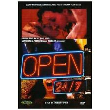Open 24/7 (DVD, 2013) New