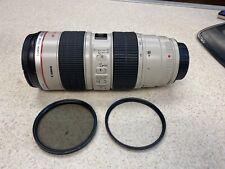 Canon EF 70-200mm f/2.8 L IS USM Lens (7042A002) w/ 77mm Filter