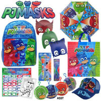 PJ Masks Showbag Kids Easter Gift Bag Back Pack Cap Umbrella Boys Show Bag