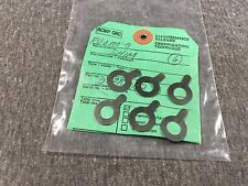 23008002 Shims, 6ea, for Rolls Royce 250 series turbine  / Bell Helicopters 206