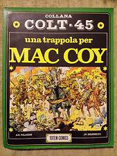 Una trappola per Mac Coy collana Colt 45 - Palacios, Gourmelen