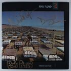 PINK FLOYD A Momentary.. autographed sleeve only w/ setlist & personal letter >>