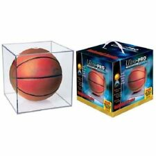 1 Ultra Pro Protection Basketball Cube Holder Display New