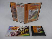 Sega Mega Drive Combat Cars Complete PAL