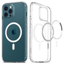 IPhone 12 12 Pro Max 12 Mini Case   Spigen ® [Ultra híbrido mag] Magsafe Cubierta