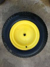 John Deere 155C 22x9.50-12 Rear Wheel Tire Rim L130 LA165 LA175 D170 LA155 LA150