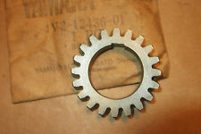 YAMAHA YZ125  YZ125H  1981  GENUINE NOS WATER PUMP DRIVE GEAR - # 4V2-12436-01