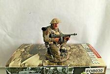King Country FOB030 - British kneeling firing Tommy Gun