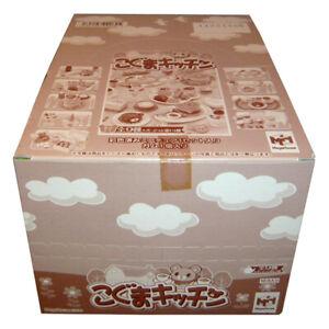 Rare 2006 MegaHouse Koguma Kitchen Full Set of 10 pcs
