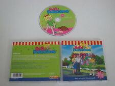 BIBI BLOCKSBERG/21/ZIEHT UM(KIDDINX 4.26621) CD ALBUM