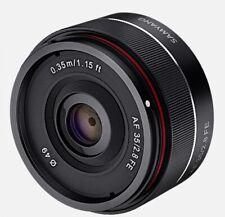 Samyang AF 35mm f2,8 Sony E-Mount