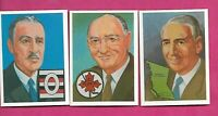 1983 HALL OF FAME DUDLEY + AHEARN + HUME  NRMT-MT   CARD (INV# C4790)