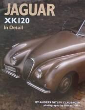 Jaguar Xk120 in Detail (anglais) Relié – 5 Décembre 2005