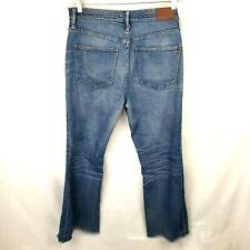 Madewell Flea Market Flare Jeans 32