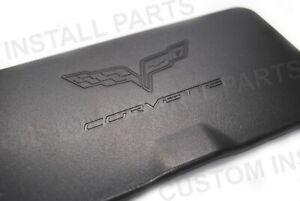 Sun Visor Sunvisor Vanity Mirror Replacement Cover Lid Fits 05-13 Corvette C6