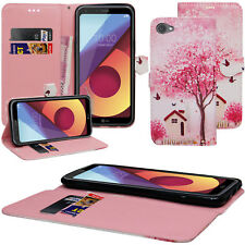 LG Q6 / Q6 Plus New PU Leather Flip Pouch Cover Wallet Phone Case Card holder