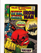 Tales Of Suspense  No.90   : 1967 :   : Red Skull Cover! :