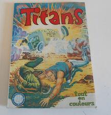 Comics Français  Lug    TITANS   N° 8   Très Bon Etat  Jan07