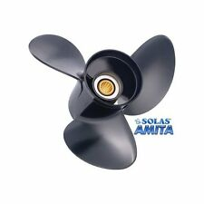Yamaha Amita 3 Solas Propeller 3 Blade Aluminum Prop Outboard Stern Drive Right