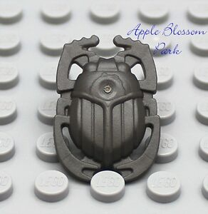 NEW Lego Castle Knight Gray SCARAB BEETLE SHIELD - Kingdoms Minifig Armor Weapon