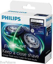 NEW PHILIPS RQ12 RQ 12 SENSOTOUCH 3D 1290 1280 1260 1250 Shaver HEAD SET