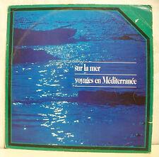 "33T DEBUSSY IBERT RAVEL LP 12"" LA MER VOYAGE MEDITERRANEE -RCA S R. D. 97 SM 04"