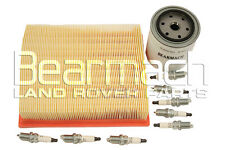 DISCOVERY 2 4.0 V8 BEARMACH SERVICE KIT OIL AIR FILTER SPARK PLUGS BK0031