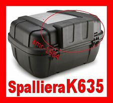 K635 SPALLIERA SCHIENALE KAPPA per VALIGIA KGR52    kappa 635